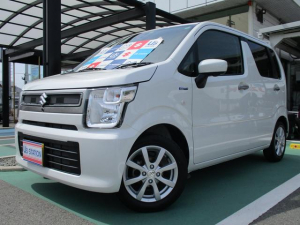 スズキ ワゴンR ハイブリッドFX リミテッド コーティング施工済車☆彡