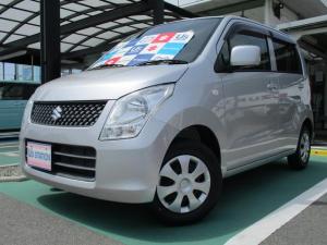スズキ ワゴンR FX AM/FM付きCDプレーヤー装着 車検整備受渡し
