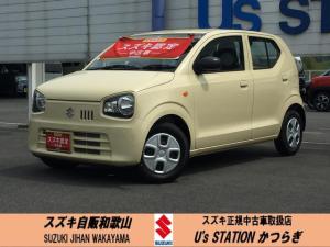 スズキ アルト L 2型  デモカー使用車  キーレスエントリー CDラジオ