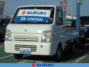 スズキ キャリイトラック FC エアコン・パワステ 3型
