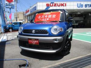 スズキ クロスビー HYBRID MZ 全方位モニター用カメラパッケージ装着車