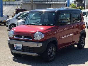 スズキ ハスラー G サポカー/CDプレーヤー/シートヒーター/オートエアコン