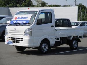 スズキ キャリイトラック KCパワステ 4WD 5MT 4輪ABS エアコンレス 4型 4WD 5速MT エアコンレス 元社用車