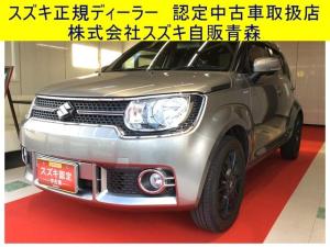 スズキ イグニス HYBRID MX 4WD CVT 純正ナビ バックカメラ付
