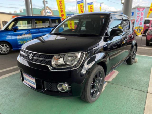 スズキ イグニス HYBRID MX CVT 4WD