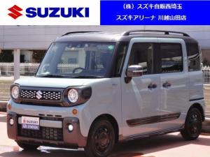 スズキ スペーシアギア ギア HYBRID XZ 2型