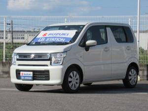 スズキ ワゴンR FA 2型 販売店リース車 衝突軽減ブレーキ シートヒーター