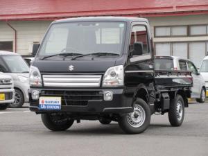 スズキ キャリイトラック KX 4WD 5MT 最新ブレーキサポート