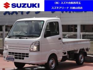 スズキ キャリイトラック KCエアコンパワステ 4型 2WD 5速マニュアル