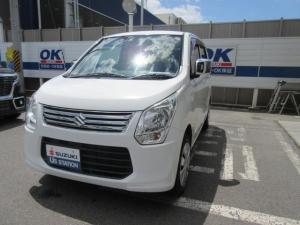スズキ ワゴンR FX  4WD CVT ナビゲーション・ETC付