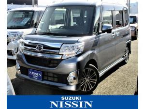 ダイハツ タント カスタムRS SA 4WD 両側電動スライドドア 保証付販売
