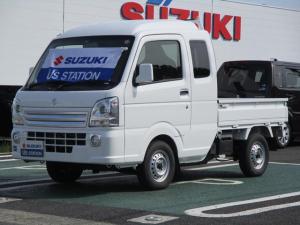 スズキ キャリイトラック スーパーキャリイ X 4WD ブレーキサポート HIDライト