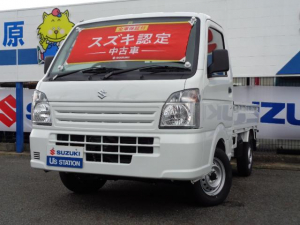 スズキ キャリイトラック KCエアコンパワステ 元試乗車
