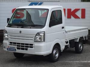 スズキ キャリイトラック KCエアコンパワステ マニュアル車/4WD/ラジオプレーヤー