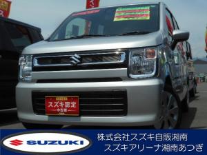 スズキ ワゴンR HYBRID FX 2型 デュアルセンサーブレーキ