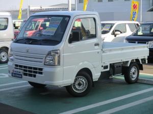 スズキ キャリイトラック KCエアコンパワステ 4型 パートタイム4WD 5MT車