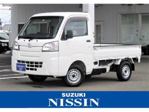 ダイハツ ハイゼットトラック スタンダード 4WD 5速マニュアル車 エアコン パワステ
