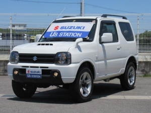 スズキ ジムニー XC 10型 4WD マニュアルエアコン パワーウィンドウ