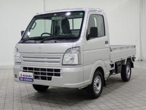 スズキ キャリイトラック KCエアコンパワステ4型『新企画協賛セール』2WD/オートマ