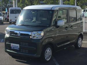 スズキ スペーシア HYBRID X サポカー/両側電動スライド/オートエアコン