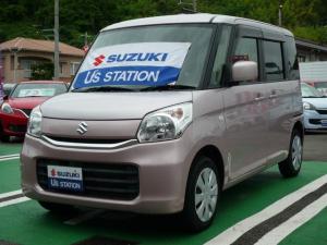 スズキ スペーシア G MK42S 2型 オーディオ搭載車
