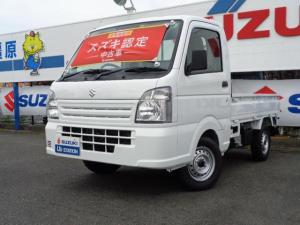 スズキ キャリイトラック KCエアコンパワステ 4型 元試乗車