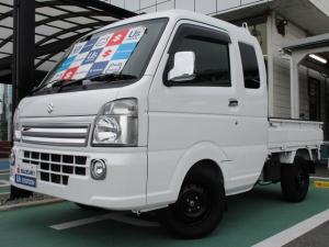 スズキ スーパーキャリイ X 4WD 5MT