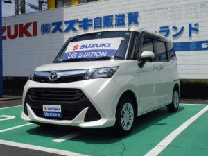 トヨタ タンク GS