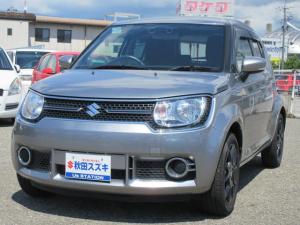 スズキ イグニス HYBRID MX4WD ナビTV 衝突軽減S シートH