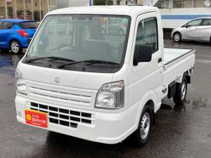 スズキ キャリイトラック KC農繁 4WD/マニュアル車/純正ラジオプレーヤー