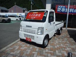スズキ キャリイトラック KCエアコンパワステ DA63T 7型