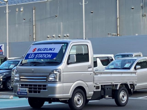 スズキ キャリイトラック KCスペシャル 4型 4WD MT 荷台マット 衝突被害軽減