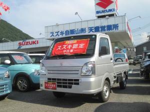 スズキ キャリイトラック KCパワステ 4型