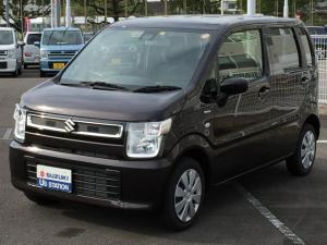 スズキ ワゴンR HYBRID FX サポカー/CDプレーヤー/シートヒーター