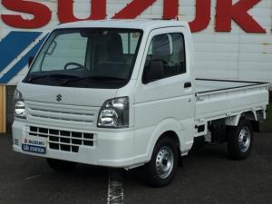 スズキ キャリイトラック KC農繁 4WD/マニュアル車/ラジオプレーヤー/デフロック