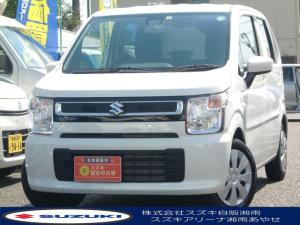 スズキ ワゴンR HYBRID FX 2型 当社指定ナビ5万円引 プッシュS