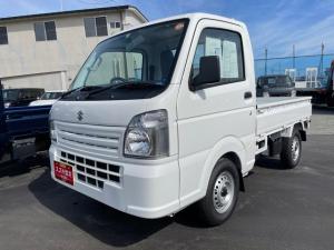 スズキ キャリイトラック KCエアコンパワステ 4型 4WD 5MT