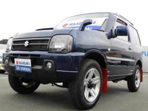 スズキ ジムニー XC 10型 ラダーフレーム 4WD 3リンクリジッドサス