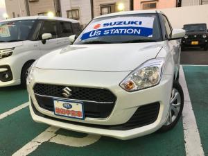 スズキ スイフト XGリミテッド 運転席シートヒーター スマートキー車