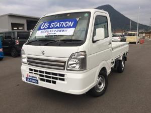 スズキ キャリイトラック KCスペシャル 4型 2WD 5MT ブレーキサポート