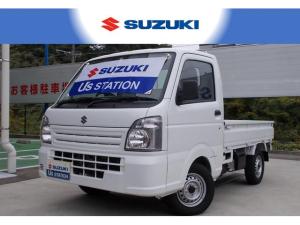 スズキ キャリイトラック KCエアコン パワステ 4WD 5MT 4型