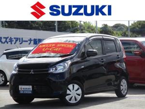 三菱 eKワゴン M 車検整備渡し CDプレーヤー オートエアコン装備車