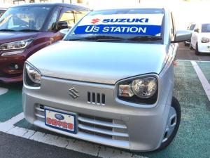 スズキ アルト S ブレーキサポートエネチャージ装備