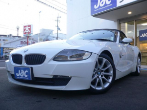 BMW BMW Z4 2.5i 黒革 シートヒーター HIDヘッド ETC
