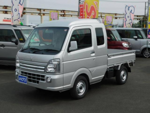 スズキ スーパーキャリイ X 4WD ワンオーナー セーフティサポート御発進抑制