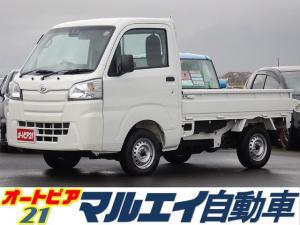ダイハツ ハイゼットトラック スタンダード農用スペシャルSAIIIt 4WD 5速MT