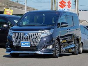 トヨタ エスクァイア ハイブリッドGi 両側電動ドア シートヒーター クルーズC