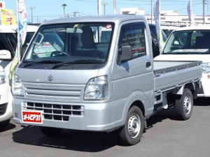 スズキ キャリイトラック KCエアコン・パワステ 4WD ワンオーナー