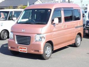ホンダ バモスホビオ G CD キーレス 2WD付