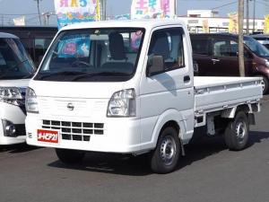 日産 NT100クリッパートラック DX エアコン パワステ ETC エアバック付